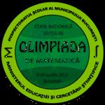 OLIMPIADA NAŢIONALA DE MATEMATICĂ, EDIȚIA 66, BUCUREȘTI, 6-10 APRILIE 2015